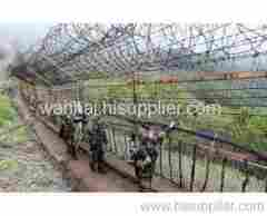 wire mesh products Military fence