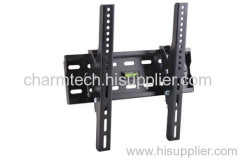 Black Steel Tilt LCD TV Mount