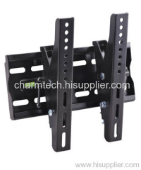 Black Universal Tilting LCD TV Mount