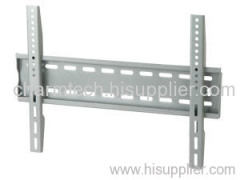 Silver Steel FIXED TV Brackets