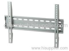 Silver Steel FIXED TV Brackets