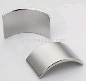 segment sintered Neodymium magnet