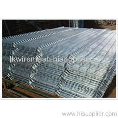 galvanized welded mesh sheet