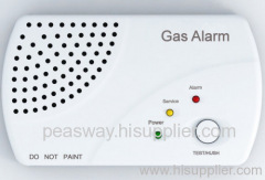 domestic LPG gas leakage alarm