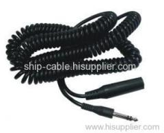 Audio Coil Cable