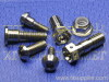 Titanium Motorcycle Parts,Titanium Motor disk brake bolts