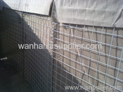 Wire Mesh Hesco Blast Wall