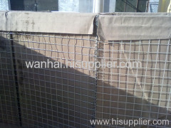 easy operation Military hesco Barrier