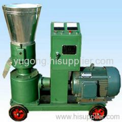 animal feed pellet making machine made by yugong