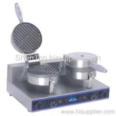 HUWB-2 Double Waffle Baker