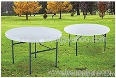 Folding Outdoor Round Table KLY-RT