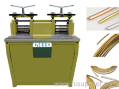 Double wire compression machine