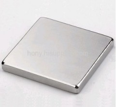 block sintered coated neodymium magnet