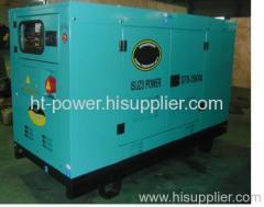 10~800KVA silent diesel generator