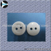 chalk polyester button
