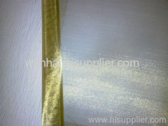 brass filter wire mesh