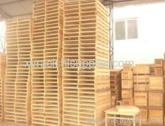 Durable Wood Pallet