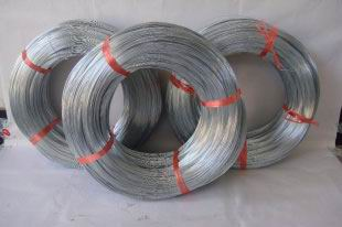 galvanized spring steel wire