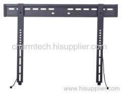 Black Steel LCD TV Wall Mount