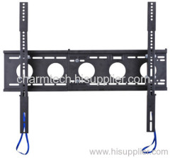 Black Steel TV Wall Brackets