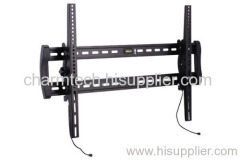 Black Steel Automatic Anti-theft TV Wall Mount