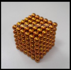 china gold neocubes