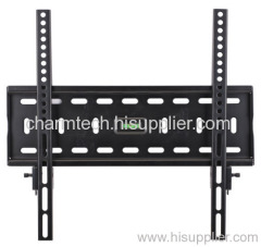 Black Fixed Automatic Anti-theft LCD TV Mount