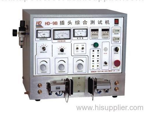PLUG integrated tester with CE