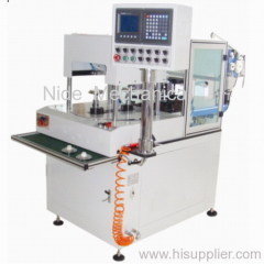 External Armature Winding Machine