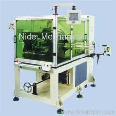 FULLY AUTOMATIC MULTI POLE STATOR WINDING MACHINE