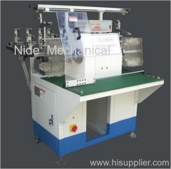 Double Station Coil Winding Machine