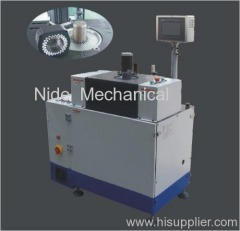 Special-shaped Slot Insulation Paper Inserting Machine