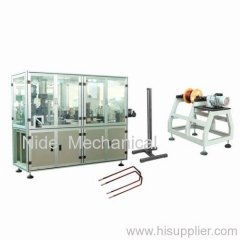Starter Round Wire Straighten and Cutting Machine