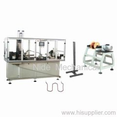 W Shape Wire Shaping Machine