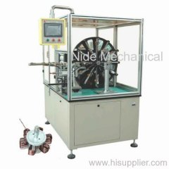 Wave Shape Winding Machine