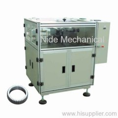 Stator Paper Inserting Machine