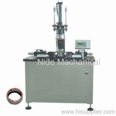 Alternator Stator Winding Shaping Machine