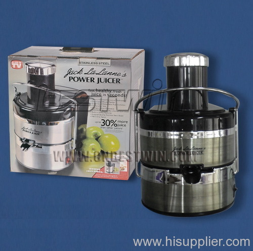 AS SEEN ON TV Power Juicer Deluxe model