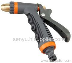 Adjustable metal spray gun
