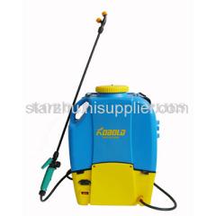 16L battery sprayer pump