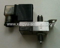 stainless steel lever valve for medical services