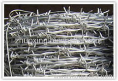 Heavy Hot Dipped Galvanized Barbed Wire