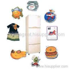 Refrigerator Magnets rubber magnets thin magnetic vinyl