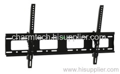 Black Universal Tilt TV Wall Mounts