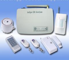Popular Intelligent GSM Home Alarm System