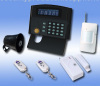 Intelligent GSM Wireless Alarm System With LCD Color Display