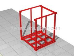 foldable storage rack
