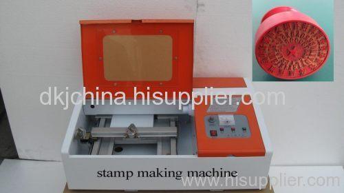 JC 2525 Rubber Stamp Making Machine