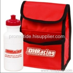 Polyester To-Go Lunch Cooler Bag