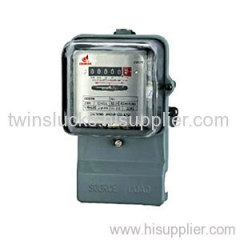 SQUARE KILOWATT HOUR METER